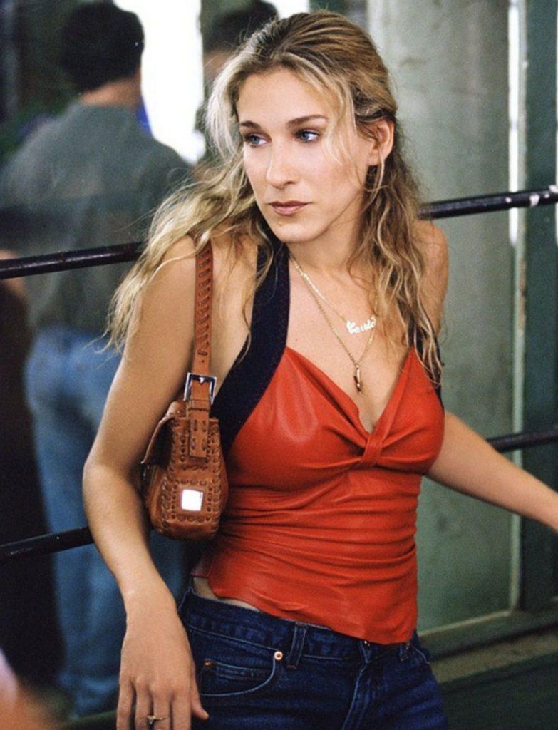 Carrie Bradshow - Baguette bag