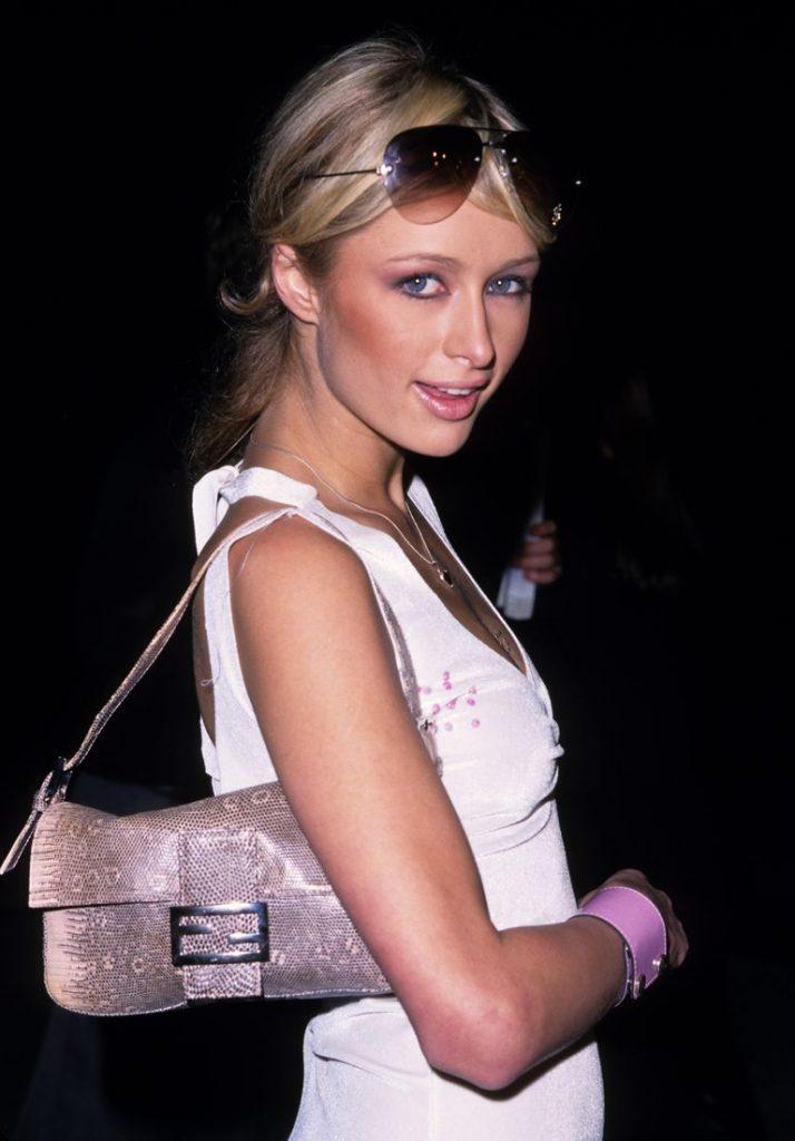 Paris Hilton - Fendi Baguette Bag - 2000's