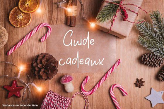 Guide cadeaux seconde main